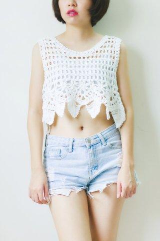Knit Braid Top